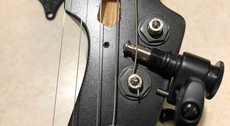 Parker Fly Tuners