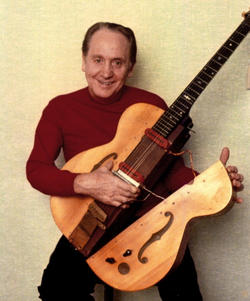the original Log created by Les Paul